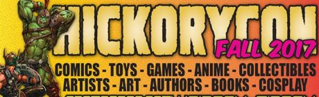 Upcoming Event: Hickory Con (Sept. 30th)