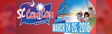 Upcoming Event: SC Comicon (Mar. 24-25th)