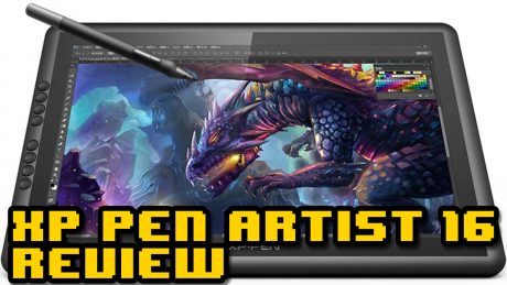 Video: XP-Pen Artist 16 Review